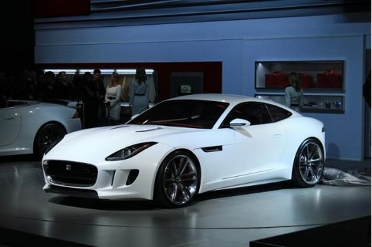 2014 Jaguar F-Type Redesign 2014 Jaguar F-Type Sport – Top Car Magazine | Jaguar | Pinterest ...
