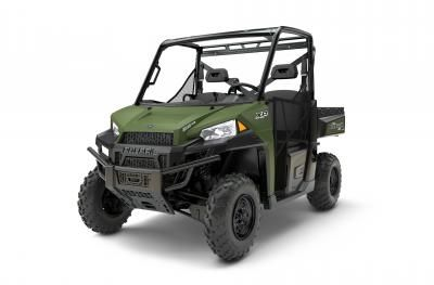Polaris RANGER XP 900 EPS will be offered in Sage Green.