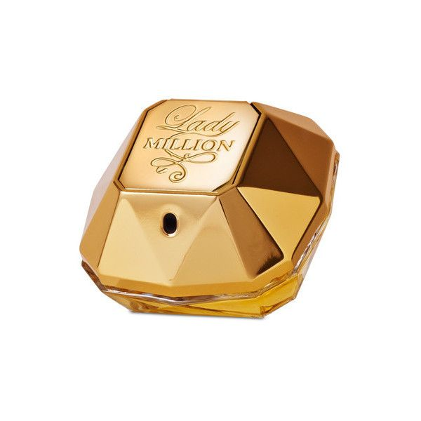 Paco Rabanne Lady Million EDP 50 ml ❤ liked on Polyvore featuring beauty products, fragrance, paco rabanne perfume, paco rabanne, eau de perfume, edp perfume and eau de parfum perfume