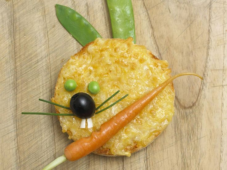 Welsh rarebit is a slightly enriched version of cheese on toast - children will enjoy these rabbit versions!