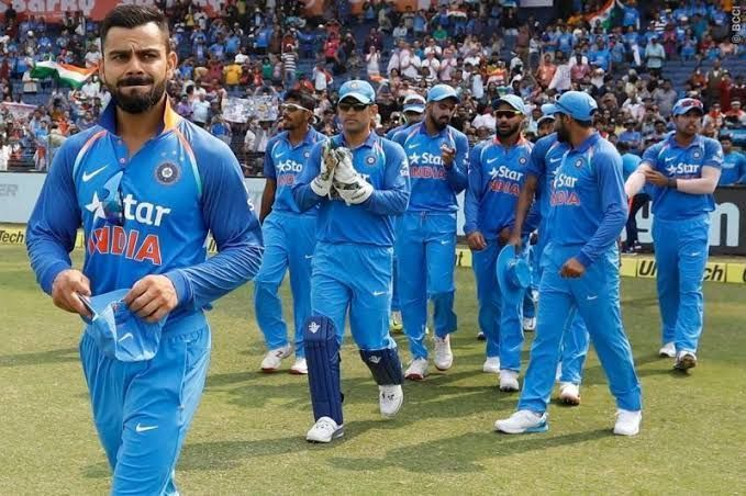 Here S Look At The Recent Form Of India S 15 Man World Cup Squad Cricket Teams Cricket World Cup India Cricket Team