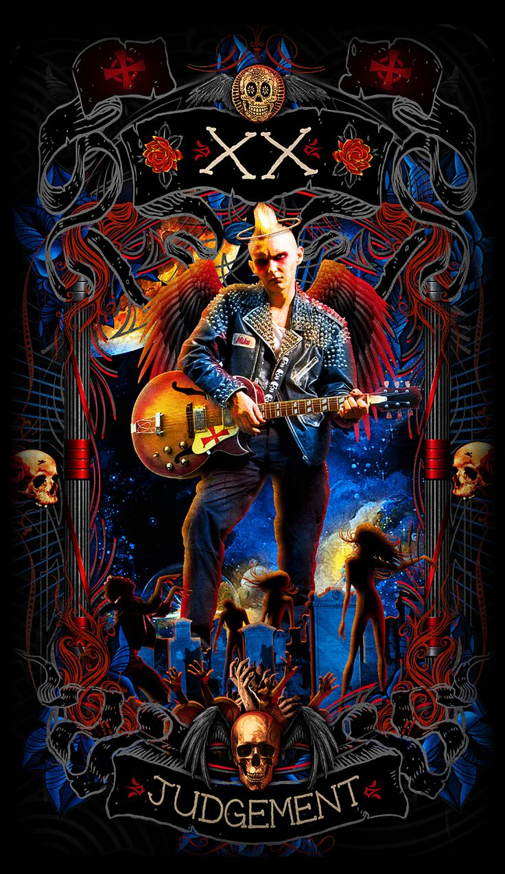 Pin By Psychobilly Tarot On Psychobilly Tarot Card Art