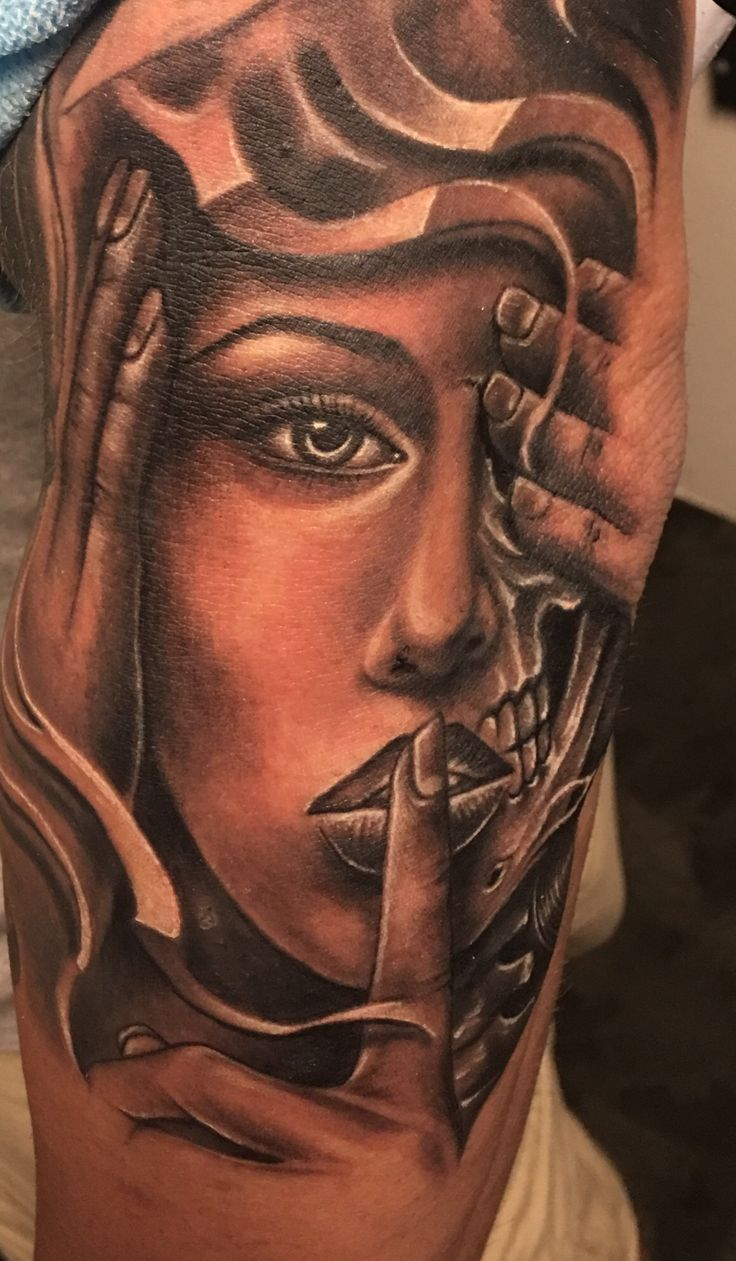 Hear no evil, see no evil, speak no evil tattoo. | Tattoos ...