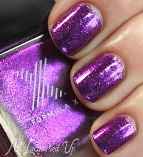 Formula X for Sephora – New Liquid Crystals and Celestials for Spring 2014