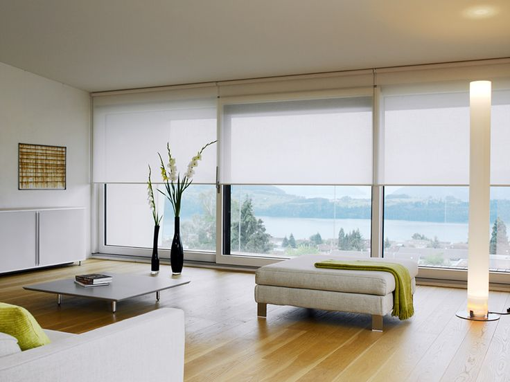 White roller blind gardiner pinterest gardiner for D kitchen andheri east