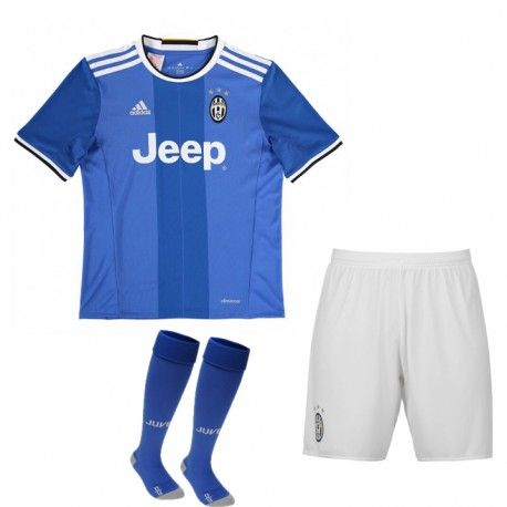 Camisetas del Juventus para Niños Away 2016 2017