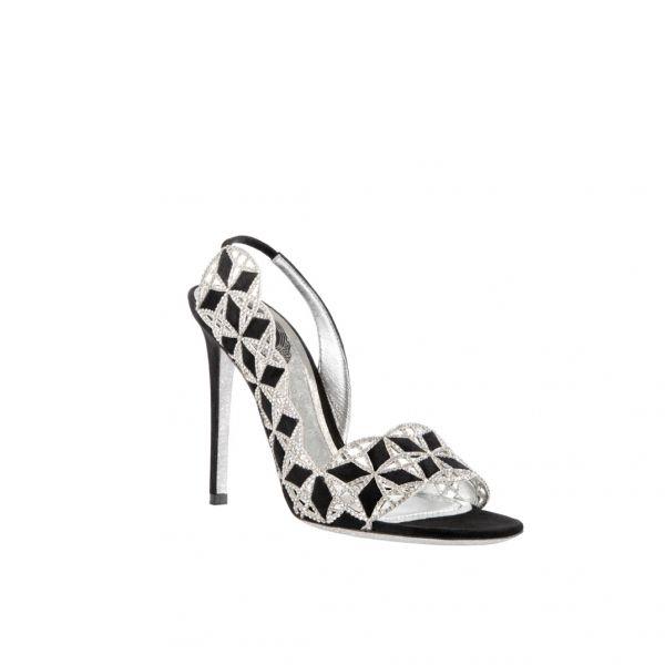 René Caovilla: una collezione di scarpe speciale per gli 80 anni - MarieClaire