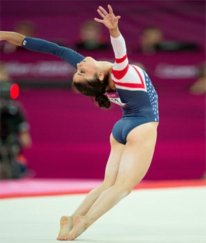 Congrats to Aly Raisman for taking the gold on floor and bronze on beam! Go Team USA!