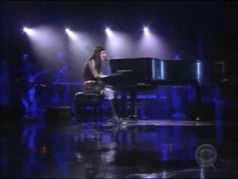 Evanescence Live at The David Letterman Show