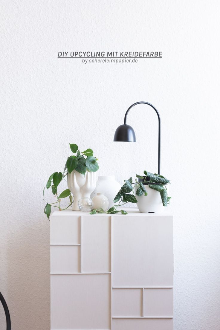 Kreieren Sie sich mit Ihren eigenen Möbeln: vom alten Holzschrank bis zum Designerstück