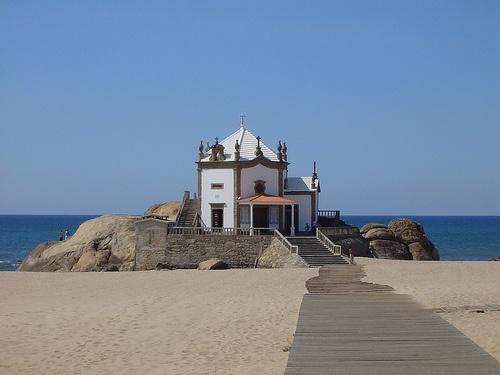 Praia do Senhor da Pedra, Gaia