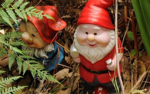 Gnomesville, la ciudad de los enanitos de jardín