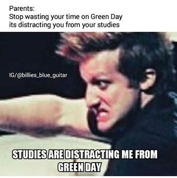 Funko Forum Green Day Meme Green Day Billie Joe Armstrong