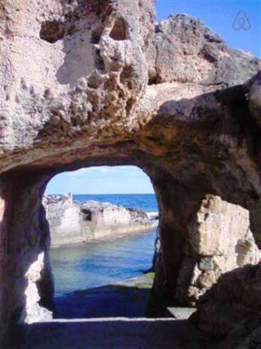 Marina Serra - Piscina naturale