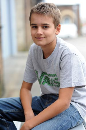 William Charles McDonald as Jett James on Home and Away :)