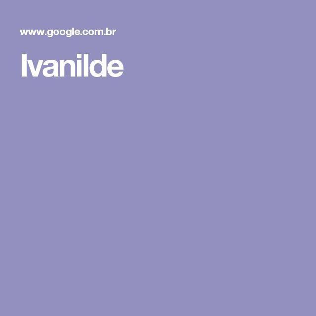 Ivanilde