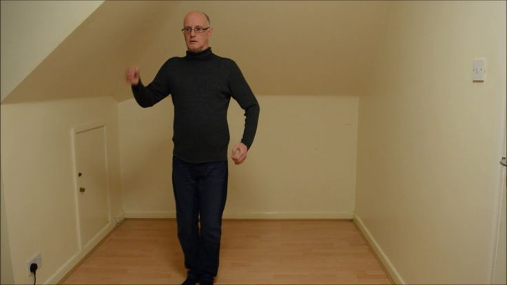 Learn how to do a mime robot walk and other robotic movements