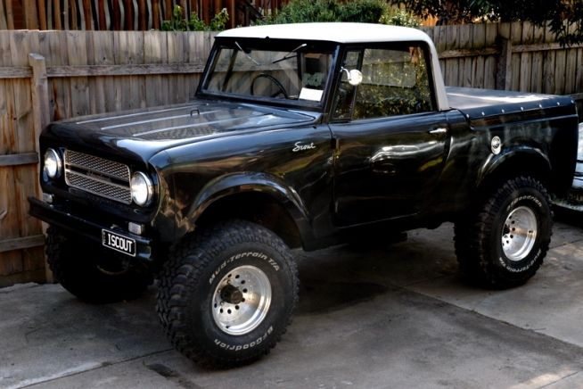 1965  Scout 800