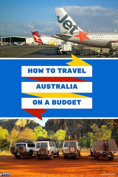 Australia Travel - Tips and Advice on how to travel on a budget