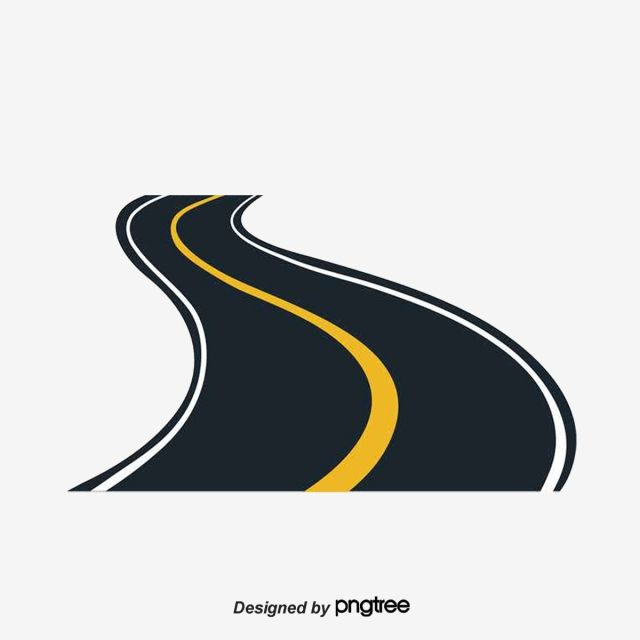 Asphalt Road Road Clipart Road Vector The Way Png Transparent Clipart Image And Psd File For Free Download Road Vector Road Trip Art Asphalt Road