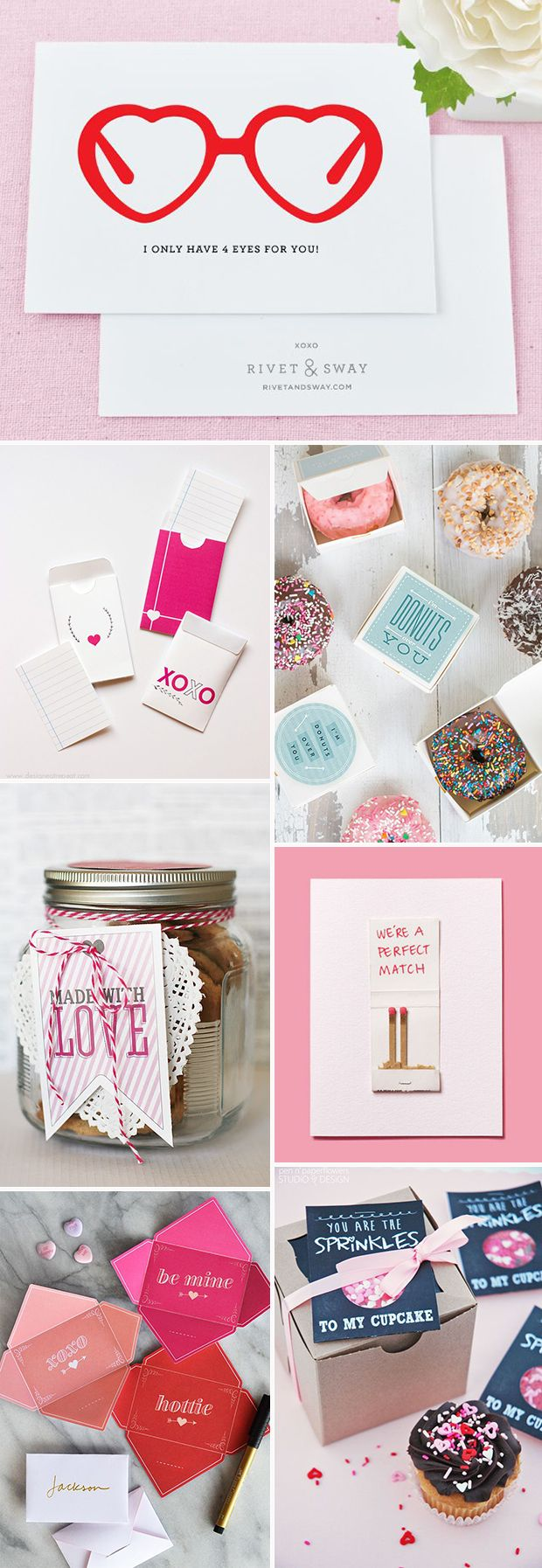 7 Fab Free Valentine's Day Printables | One Fab Day