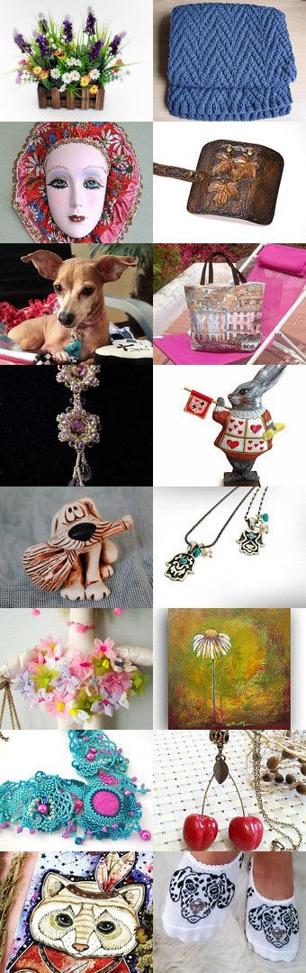 Gifts for August 25 by Alla Chait on Etsy--Pinned with TreasuryPin.com