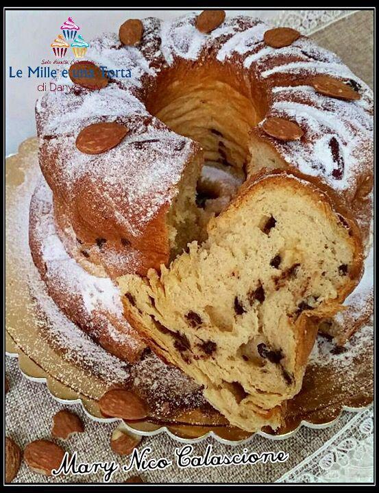 KUGELHUPF, CIAMBELLA VIENNESE RICETTA DI: MARY NICO CALASCIONE Ingredienti: 300 g di farina manitoba 150 g di burro 95 g di zucchero