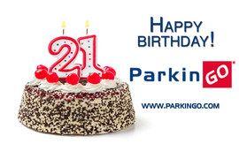 In occasione del 21esimo compleanno di ParkinGO, riviviamo insieme i grandi traguardi del 2015 e scopriamo i motivi che hanno portato ParkinGO ad essere leader dei parcheggi in aeroporto in Italia e non solo.