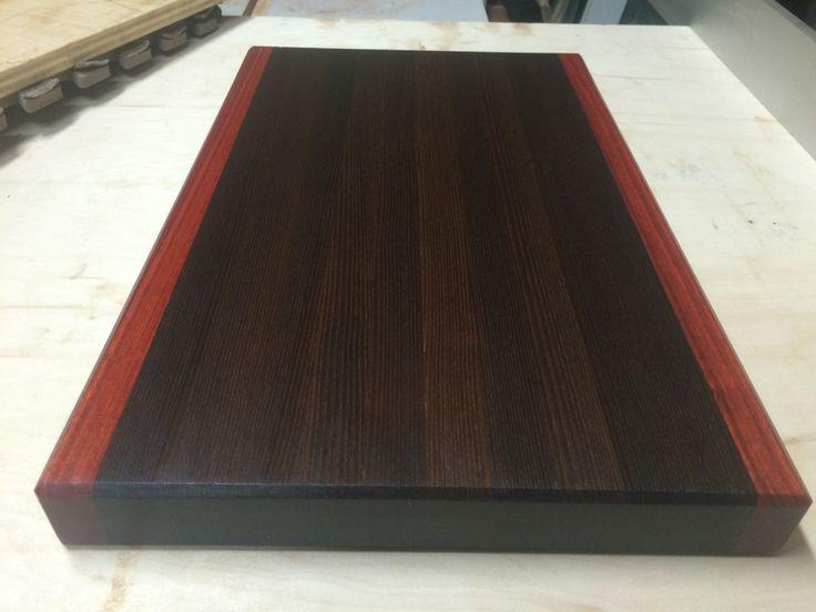 Bloodwood & Roasted Ash Cutting Board.