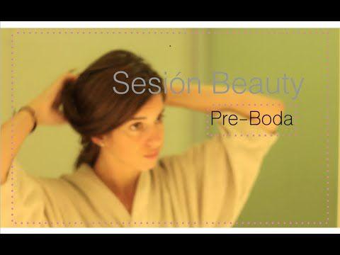 ▶ Sesión Beauty Pre-Boda | ¿Celulitis? - YouTube