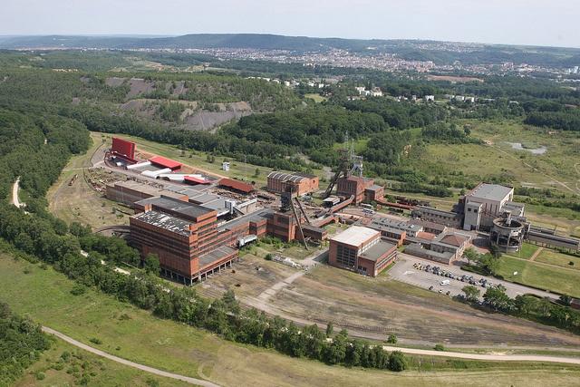 Musée de la Mine. Carreau Wendel, Petit-Roselle.  www.moselle-tourisme.com: Photo
