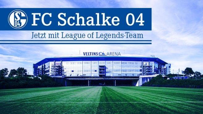 "Official Announcement - Schalke 04 Buys Professional ""League of Legends"" Team"