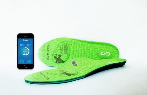 ランニングフォームの改善や怪我の予防が可能なスマートインソール「Stridalyzer」