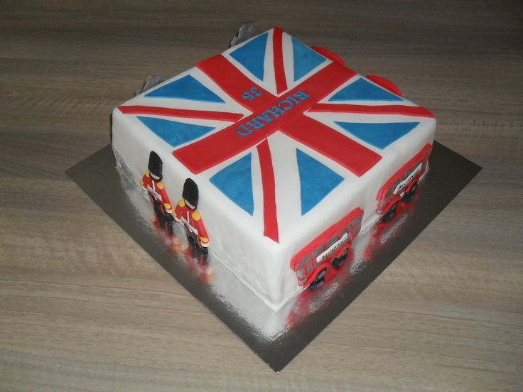Londen taart/ London cake