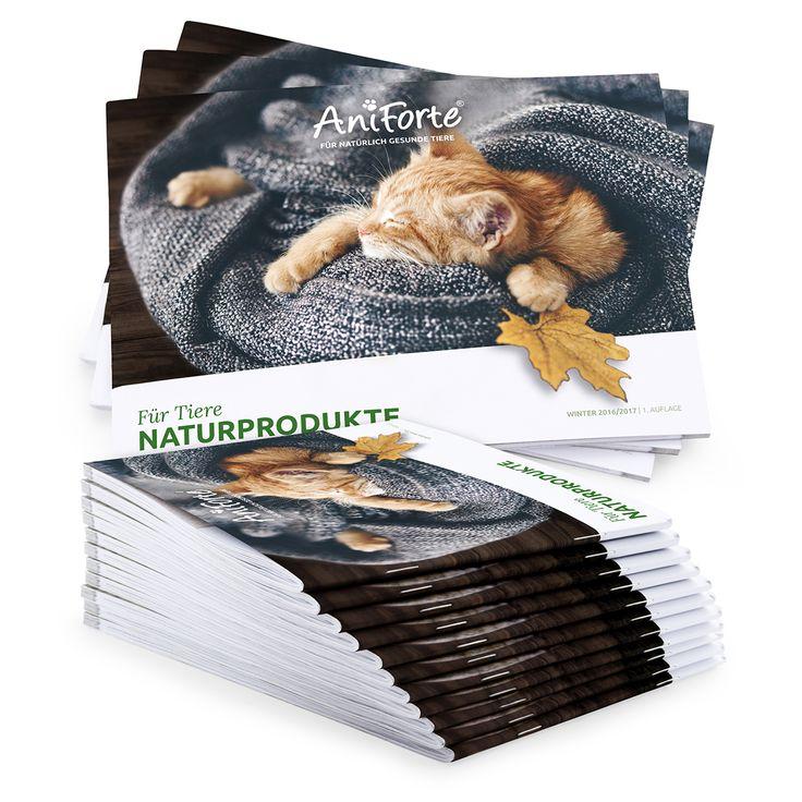 Der neue AniForte® Katalog Winter 2016/2017 - 1.Auflage