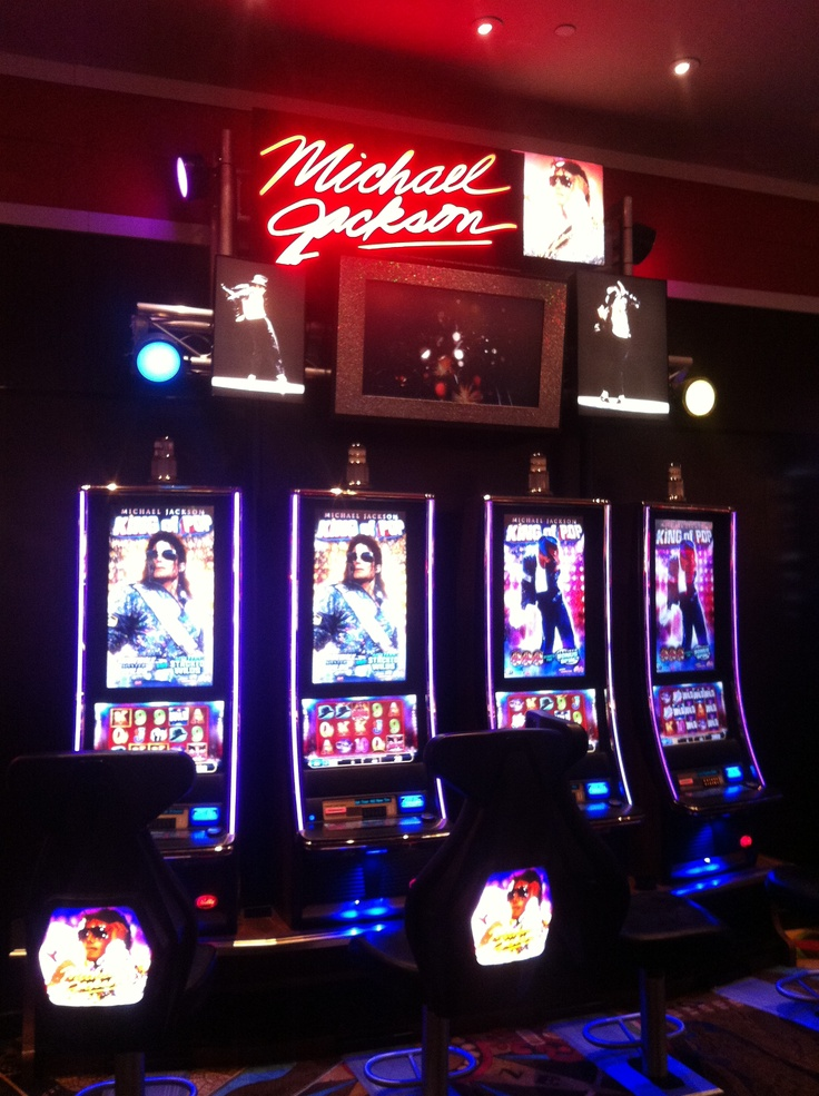 michael jackson machine