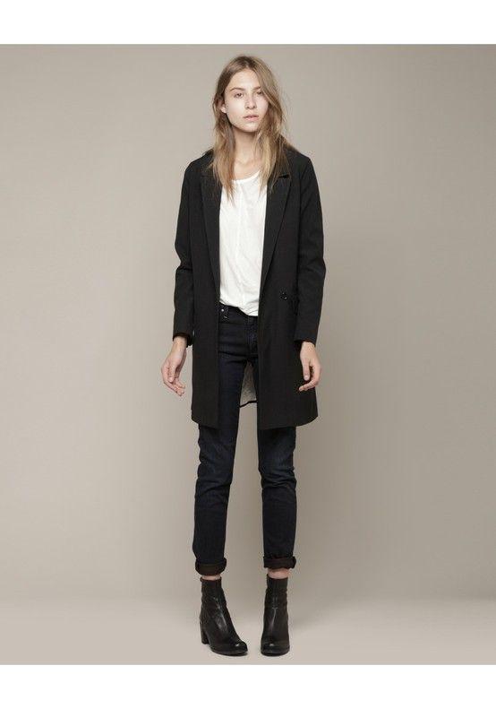 519 best ma garde robe 2 images on pinterest my style for Garderobe jacke