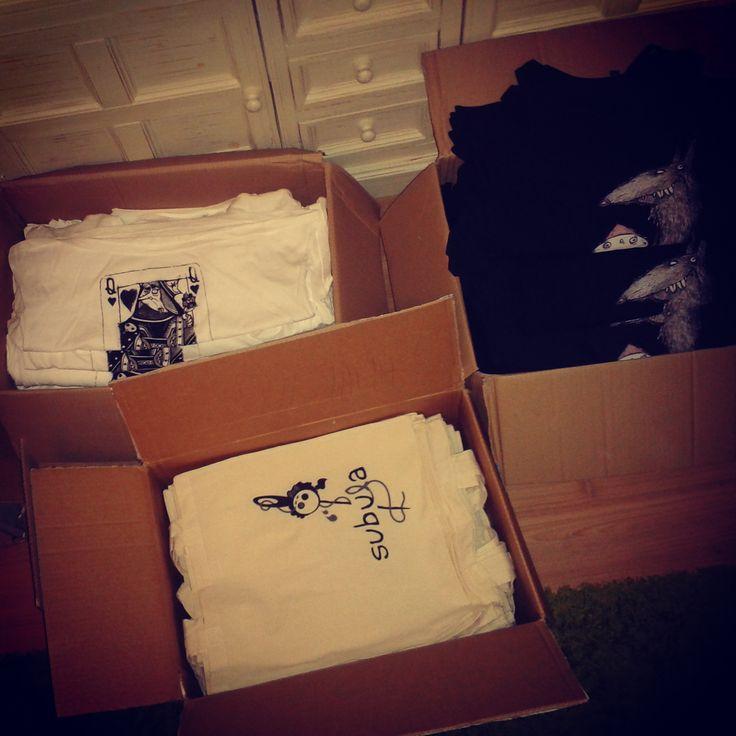 subulastore tshirts and bags