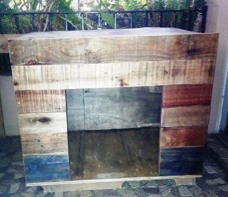 Dog Box for a medium size dog 60cmx60cmx80cm R950