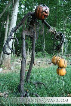 Украшаем дом на Хэллоуин своими руками - 24 бюджетные идеи    #праздник #хэллоуин Не пропустите
