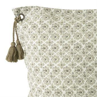 Silje cushion cover - beige - Boel & Jan