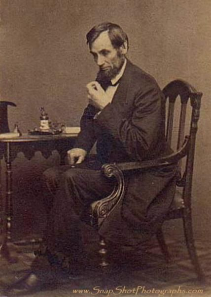 On November 6, 1860, former Illinois congressman Abraham Lincoln defeats three other candidates for the U.S. presidency. The election served as the immediate impetus for the outbreak of the American Civil War.