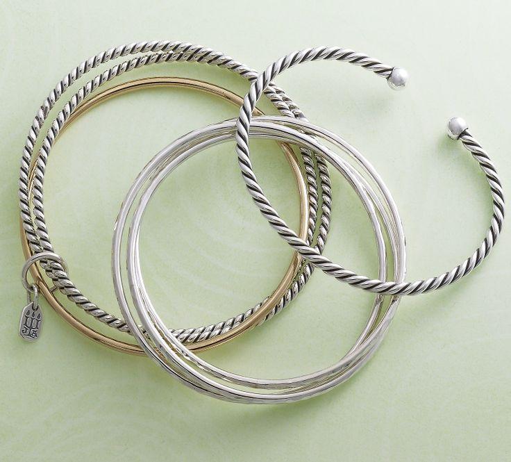 Bangle Bracelets from James Avery