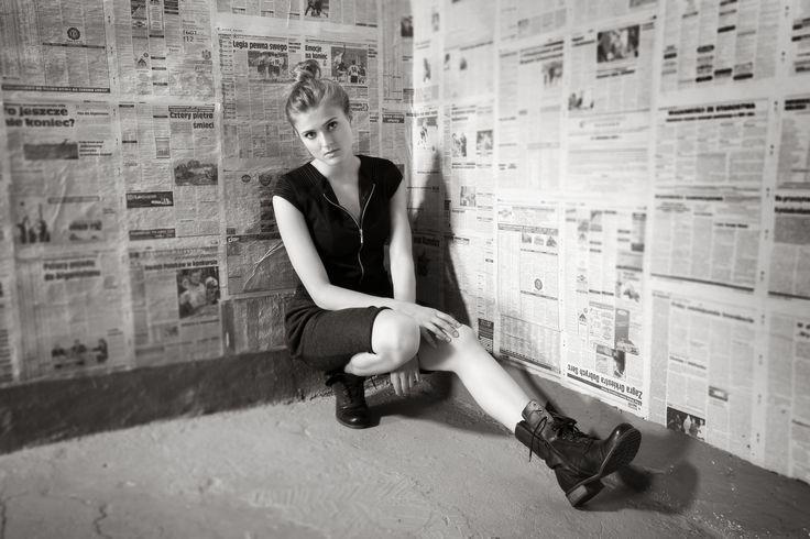 Sukienki w sportowym stylu. Sporty-style skirts. http://www.bee.com.pl/e-sklep/