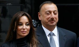 UK at centre of secret $3bn Azerbaijani money laundering and lobbying scheme - (Mehriban and Ilham Aliyev)