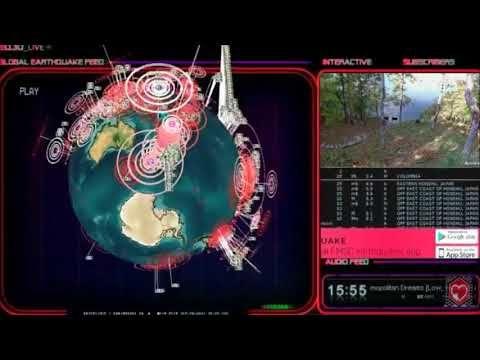 (1) 9/20/17 3pm earthquake update dutchsinse - Three M6.0 eqs - YouTube