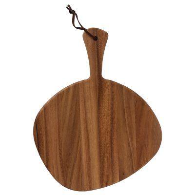 Acacia skjærefjøl fra Bloomingville. En klassik og naturlig skjærefjøl produsert av akasietre som er...
