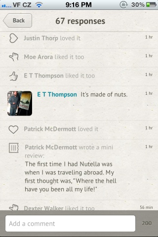 Comments / iOS UI Patterns (beta) - via http://bit.ly/epinner: Small Icons, Little Pigs, Mobiles Design, Backgrounds Texture, Ios Ui, Mobiles Ui, Icons Work, Pigs Storychim, Ui Ideas