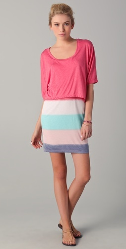 L.O.V.E. MUST have!Mirage Stripes, Summer Dresses, Casual Summer, Layered Dresses, Day Dresses, Pastel Colors, Stripes Layered, Spring Summe, Spring Outfit