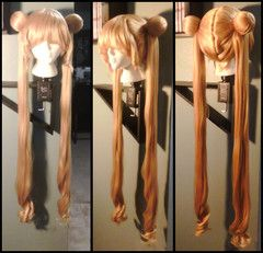 Styling a Sailor Moon Wig | Arda Wigs